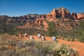 Guided Yoga, Hiking & Meditation in Sedona Vortexes and Grand Canyon