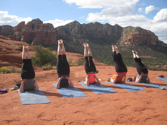 Sedona & Grand Canyon Guided Yoga, Meditation & Hiking Retreat