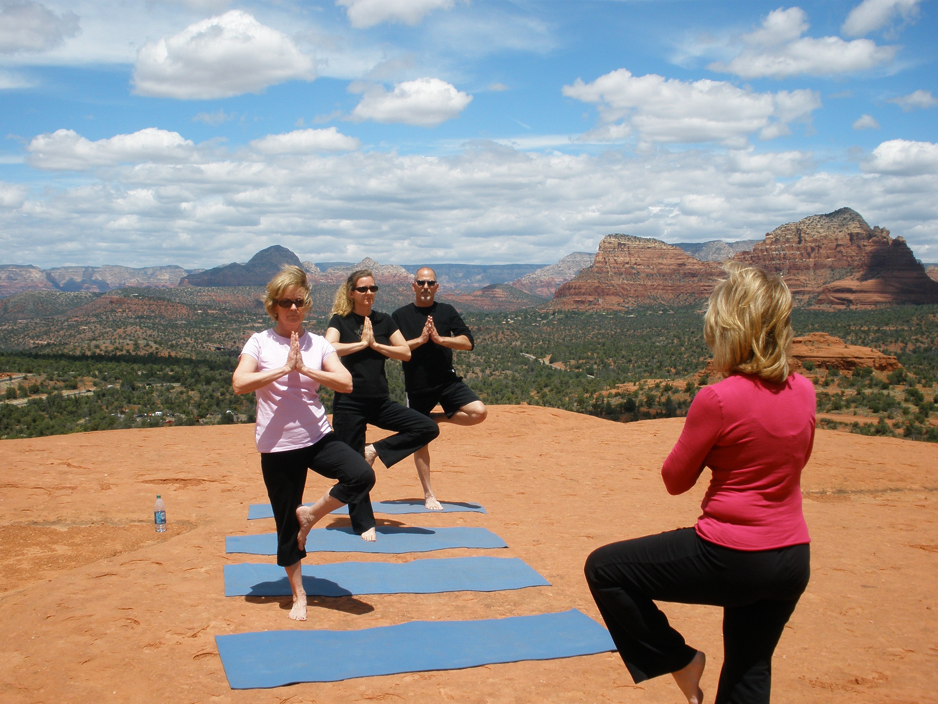 Sedona Spirit Yoga and Retreats Photo Gallery