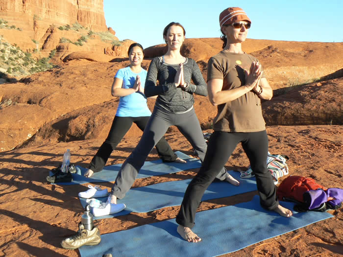 Sedona & Grand Canyon Yoga, Hiking and Meditation Retreats