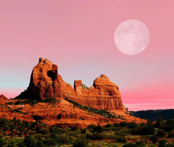 Sedona Yoga Retreats for small groups