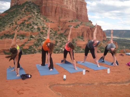 Sedona & Grand Canyon Guided Spiritual Journey with Yoga, Hiking & Meditation