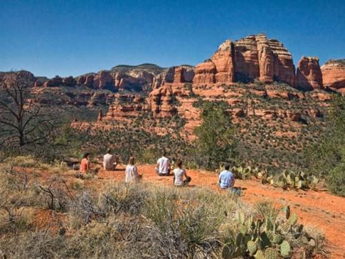 Yoga Retreats USA